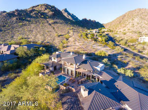 On .80 Acres - Very private and beautiful views!