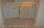 hallway to bathroom 2, bedroom 2 and master bedroom