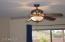 fan in living room