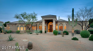 Peaceful curb appeal welcomes you. Located in gated Rancho Trinidad.