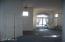 Living Room - Doors to Den