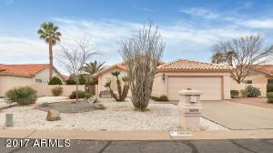 26030 S SADDLETREE Drive, Sun Lakes, AZ 85248
