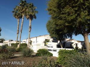 13342 w. Bolero Dr. - End unit - Front & Side Elevation of property