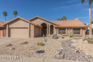 Desirable Single Story Home with Attractive Curb Appeal