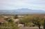 Four Peaks View from upstairs balcony