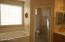 Master Bath has separate toilet room