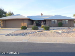 Custom remodeled home located at 13330 W Paintbrush Dr.