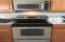 All appliances stainless steel