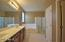 Master bath with tub and shower and double sinks and you have to come and see it.