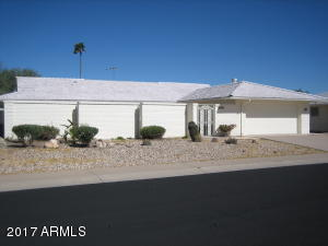 9822 W EVERGREEN Drive, Sun City, AZ 85373
