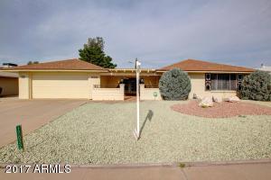 17032 N COUNTRY CLUB Drive, Sun City, AZ 85373