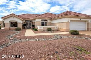 Welcome to 15317 West White Horse Drive in beautiful Sun City West!
