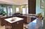 Granite, Island and Stainless Appliances