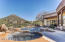 Relax in your heated pool & spa.