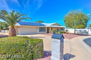 10926 W MANZANITA Drive, Sun City, AZ 85373