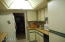 Kitchen showing lighted dome ceiling.