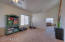 Living/dining upon entry