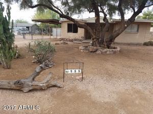 988 S DESERT VIEW Drive, Apache Junction, AZ 85120