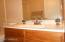 Vanity in 2nd Bath