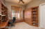 Custom Executive Built-ins with Murphy Bed