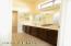 Jack N Jill Bedroom with Double Sink Vanity & plenty of storage