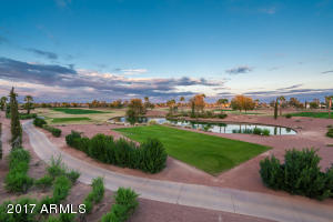 Private Lot with Golf and Water View