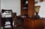 Desk/Computer area in Master