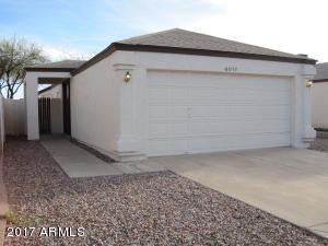 4017 W ELECTRA Lane, Glendale, AZ 85310