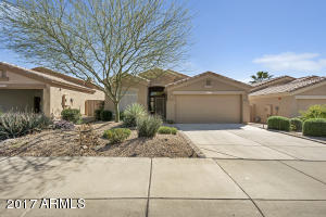Great Curb Appeal with HOA Maintained Desert Landscape