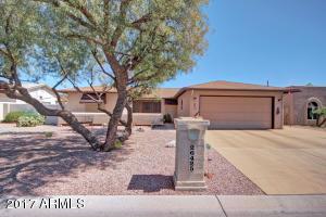 26425 S SADDLETREE Drive, Sun Lakes, AZ 85248