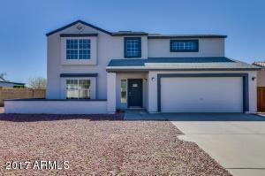 4719 W TARO Drive, Glendale, AZ 85308