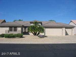 Welcome to your Expanded, Golf Course Palo Verde with Casita & FULL 3-Car Extended Garage