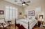 Spacious guest room with private bath!