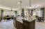 Luxurious fully upgraded kitchen.