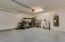 Great size garage with epoxy!!