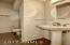 Half Bath in Guest House