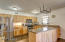 Stainless Steel Appliances and 5-Burner Gas Stove