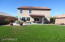 Spacious yard and extended patio, great for entertaining!