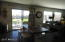 Great dining space in this eat-in kitchen