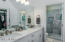 Gorgeous & modern remodeled master bath