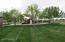 Playground near veranda and picnic area