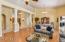 Living Room & Formal Dining Room