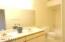 2nd Bathroom double sink