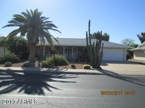 14041 N 103RD Avenue, Sun City, AZ 85351