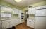 Large and open kitchen!