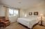 Spacious Master bedroom with ensuite.