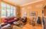 Cozy formal Living Room