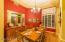 Enjoy your favorite meal in this inviting Dining Room