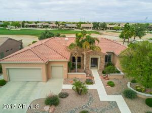 Located in the Enclave Neighborhood of larger homes in Sun City Grand AZ