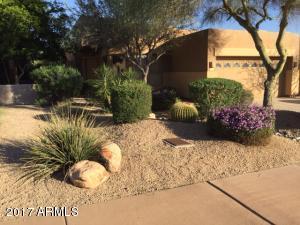 9627 E Chuckwagon  Lane Scottsdale, AZ 85262